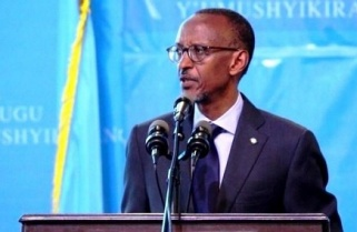 Kagame Assures of Regular Transfer of Power