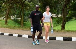 Car Free Day Excites Rwandans