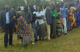 Rwandans Crossing Fingers Ahead Of Parliamentary Report