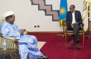 AU Consults Kagame On S. Sudan Debacle
