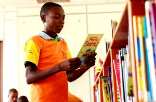 Bloomberg, Rwanda's First Lady Launch App for Free Books