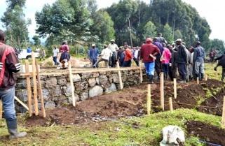 Gorillas Park Encroachers To Resettle In Model Village