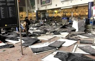 BELGIUM EXPLODES: Embassy Warns Rwandans