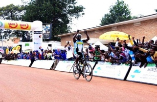 Stage 2 :Tour du Rwanda Yellow Jersey Stays Home