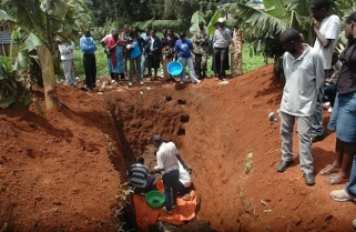 Genocide Mass Graves Discovered In Southern Rwanda