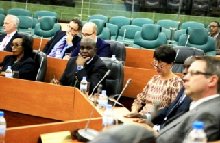 Parliament Dismisses Foreign Envoys Over Rwanda Referendum