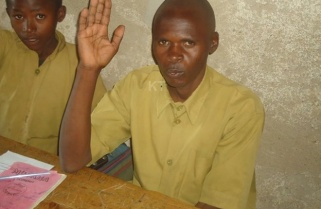45 Year-Old Man In Southern Rwanda Goes Back To Primary School