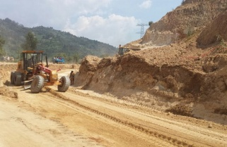 Rwanda's Only District With Muddy Roads Gets First Tarmac