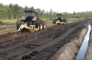 From Methane Gas, Rwanda Turns to Peat Energy