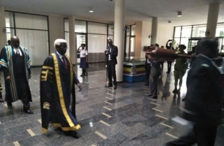 Martin Ngoga Elected New EALA Speaker