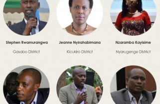 Meet the 30 Mayors who Have Signed Today's 'Imihigo'
