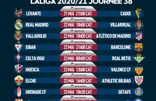 La Liga Race Goes Down to The Wire On StarTimes