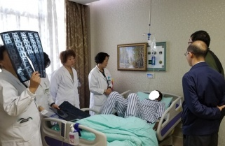 Letter from China: Hospitality at The Hospital