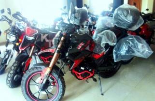 Rwanda to Exhibit First Locally Made Motorcycles