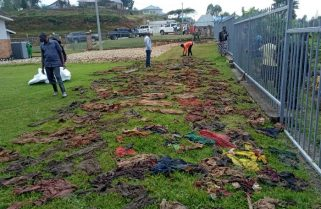 Community Uncover 160 Bodies of Genocide Victims In A Farmland