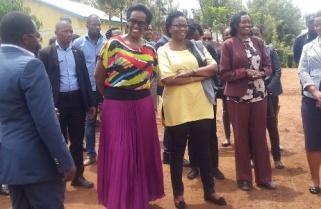 Benin First Lady Tours Women Initiatives in Eastern Province