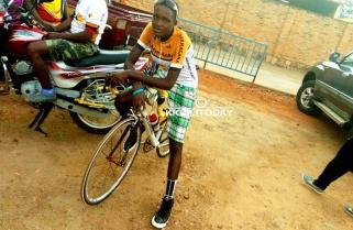 Rwamagana's Nirere Wins Rwanda Cycling Cup
