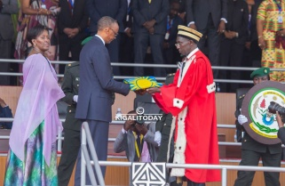 Kagame Begins 7yr Term Amid Fanfare, Many Leaders in Attendance