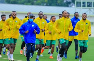 Amavubi Start Preparations For Games Against Mozambique, Cameroon