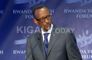Dallas: Kagame Says Youths Are Rwanda's Future