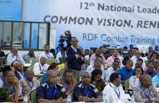 Kagame Declares War Against Corrupt Officials