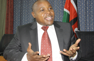 Peter Mathuki Takes over from Burundian Mfumukeko As EAC Secretary General