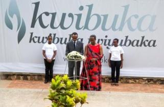 Obama Inspired by Rwanda's Resolve