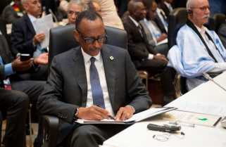 Kagame in Japan for 7th Tokyo International Conference on African Development