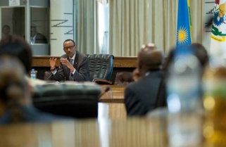 Kagame says France's Magazine crossed the line