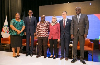 Kagame Rallies More Support for SDGs