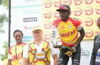 Valens Ndayisenga Wins Stage Six, Keeps Yellow Jersey
