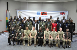 Rwanda Hosts Course on Peace Support Operations