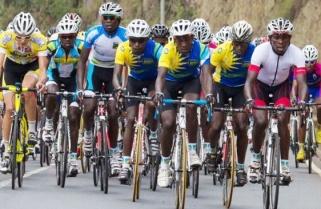 Rwanda Cyclists Ready for Grueling Tour du Rwanda