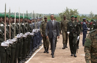 End of Year Message of President Paul Kagame to Rwanda Defence Force