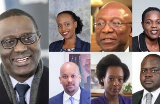 Tidjane Thiam Chairs First Rwanda Finance Limited Board of Directors Meeting