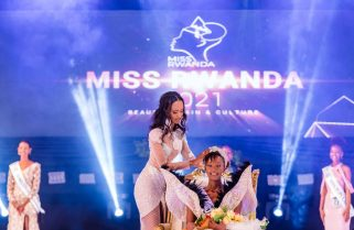 Miss  Rwanda 2021 Giving 'No Room to Petty Talks'