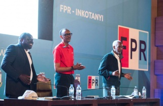 Kagame Accepts Endorsement to Lead RPF in Elections