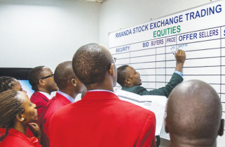 Equity Market Turnover Drops by Rwf9.5M