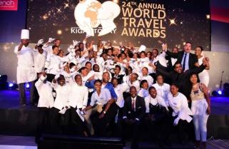 Rwanda is Africa's Leading Destination