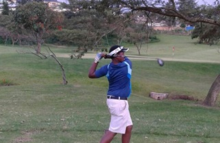 Rwandan Golfer Among top 30 in Uganda Open