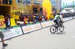 Areruya wins Stage three, Pellaud Retains Yellow Jersey