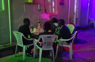 Shisha Smoking: Bursting Kigali's Secret Marijuana Network