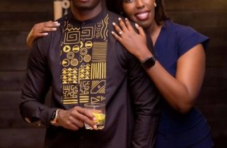 Sonia Mugabo Looking Forward to First Christmas 'as a Wife'