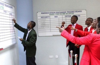 Rwanda Equity, Bond Market Reaps billions in 5 Years
