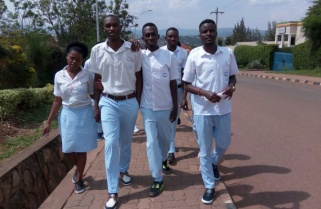 Rwanda's Hacking Students Sit for National Exams