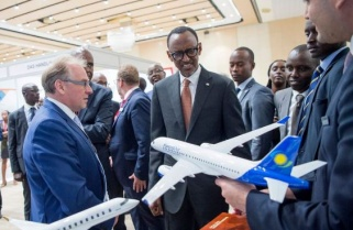 Kagame Pushes For Open African Skies