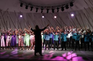Performances Trigger Emotions and Joy at Ubumuntu Arts Festival