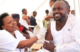 Rwanda Begins Massive Vaccination Against Hepatitis