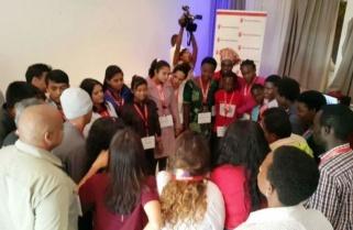 Children Gather in Kigali to Discuss their Role in Development